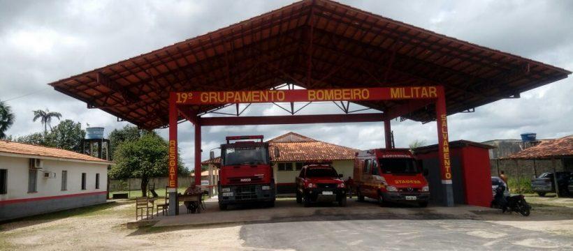 19º Grupamento Bombeiro Militar (Capanema)