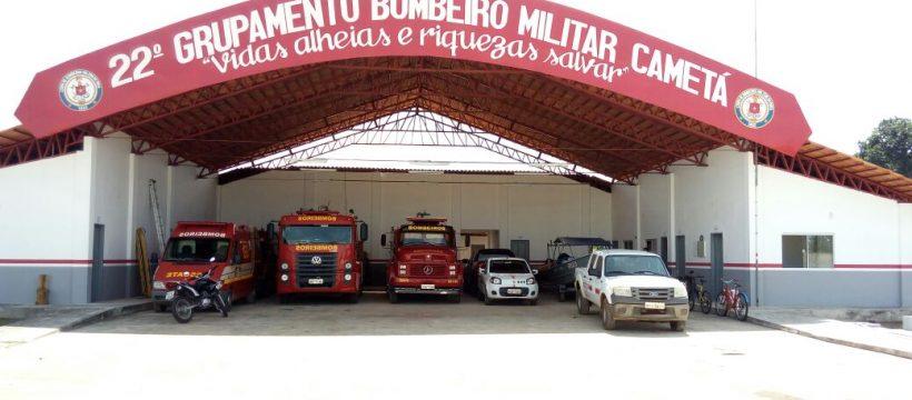 22º Grupamento Bombeiro Militar(Cametá)