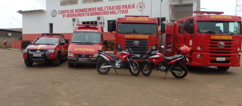 9º Grupamento Bombeiro Militar(Altamira)