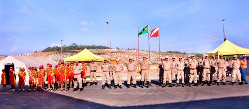 8º Grupamento Bombeiro Militar(Tucuruí)