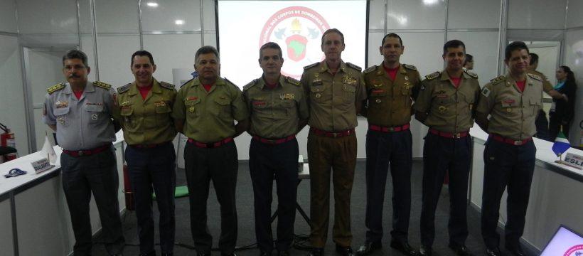 Comandante geral do CBMPA foi eleito representante da região Norte do Conselho Nacional dos Corpos de Bombeiros do Brasil