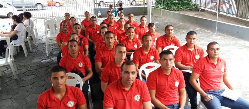 Alunos do Curso de Formação de Praças do CBMPA participam de Campanha de doação de Sangue no Hemopa.
