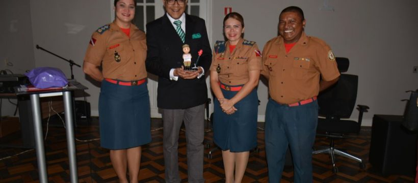 Major e Sargento do CBMPA participam do Curso de Cerimonial, Protocolo e  Etiqueta