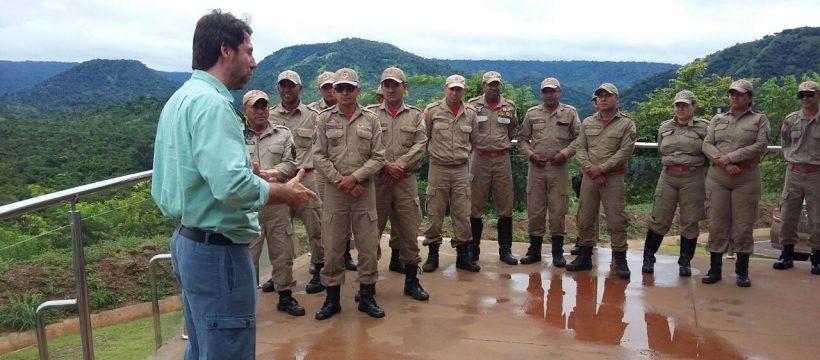 16º GBM de Canaã dos Carajás realiza visita técnica ao projeto ferro Carajás S11D