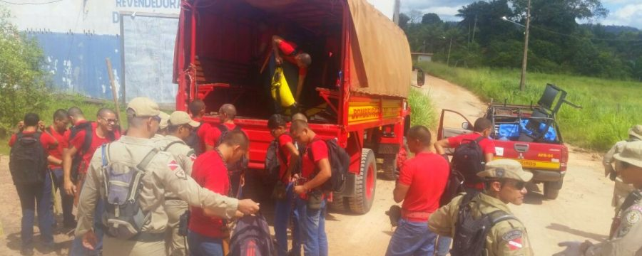 CFP BM Pólo Santarém encerra disciplina de TMI com prática de operações florestais