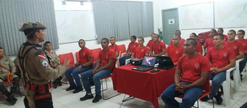 9º Pelotão (Pólo Santarém) do CFP BM realiza viagem para o 7º GBM/Itaituba