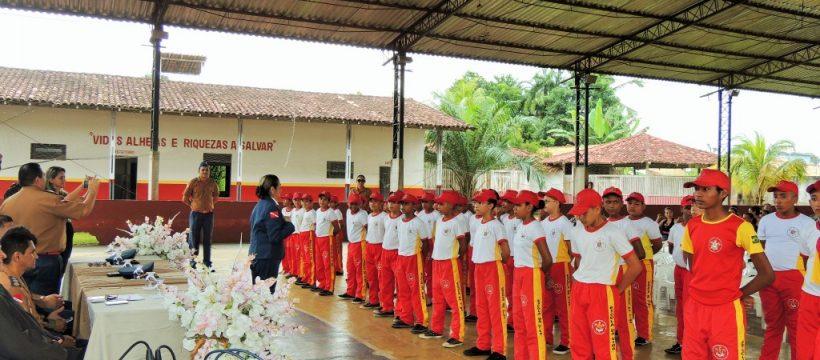 Abertura Oficial do Programa Escola da Vida de Abaetetuba