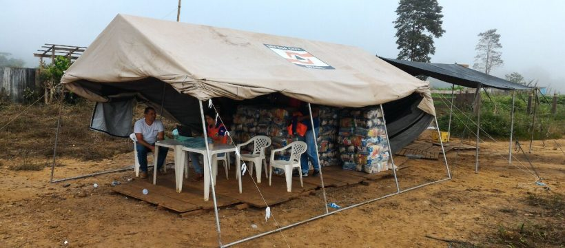 Municípios em situação de emergência recebem assistência da Defesa Civil Estadual