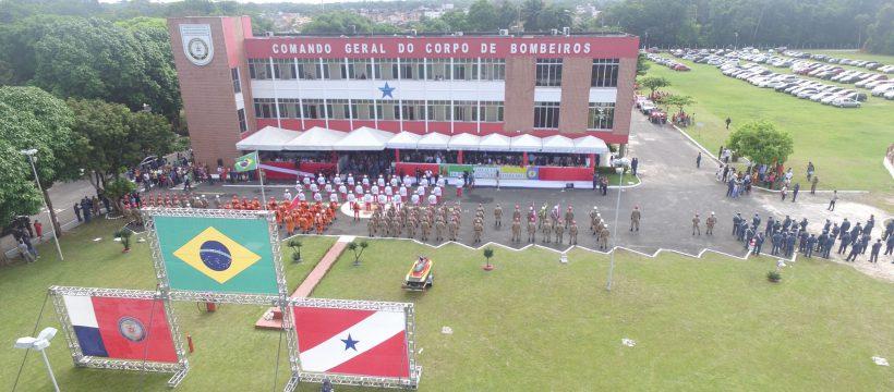 CBMPA comemora o Dia Nacional dos Bombeiros