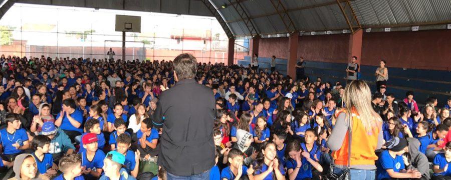 Representantes da Cedec visitam o Estado do Paraná em busca de conhecimento sobre Projeto