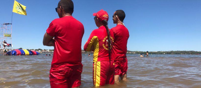 Alunos CFP Polo Marabá, 7º e 8º Pelotão participam da Operação Veraneio 2017