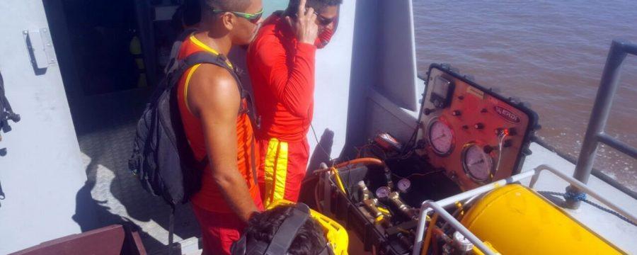 Sala de situação coordenará ações de resgate a vítimas de naufrágio