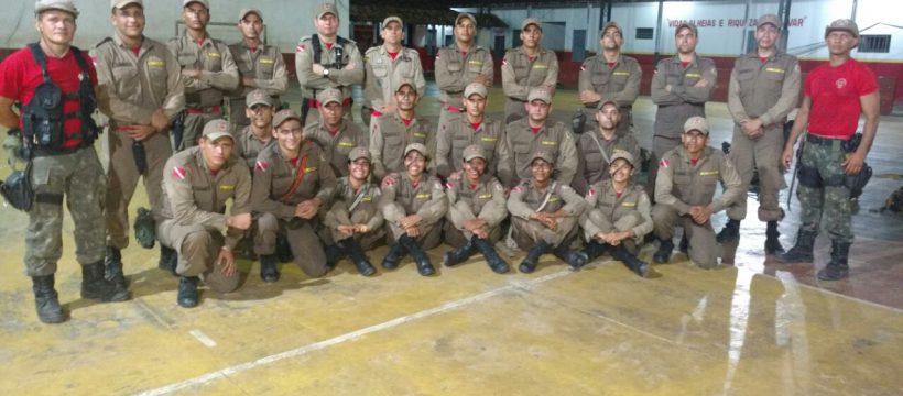 Prática de Operações emÁreas de Selva é realizada pelos alunos do CFP – Polo Abaetetuba
