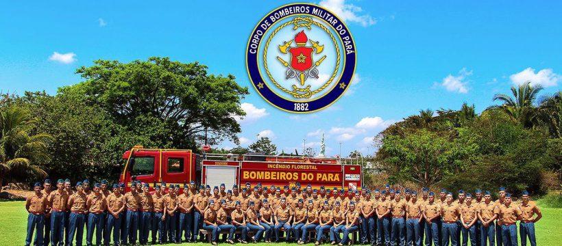 O reforço de novos Bombeiros Militares é celebrado no 5° GBM em Marabá