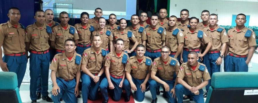 Região Oeste ganha o reforço de novos bombeiros militares