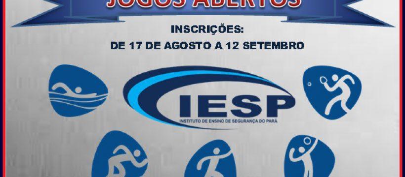Em comemoração aos seus 18 anos, Iesp irá realizar jogos abertos