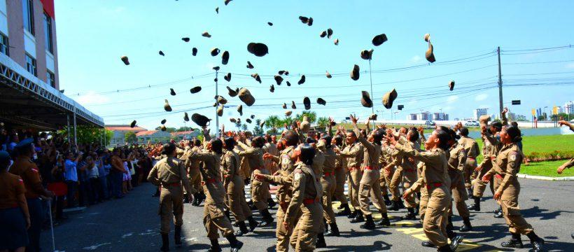 Corpo de Bombeiros Militar do Pará agora conta com mais 101 novos soldado formados – Polo Belém