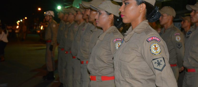 15° GBM, Abaetetuba ganha reforço de novos Bombeiros Militares