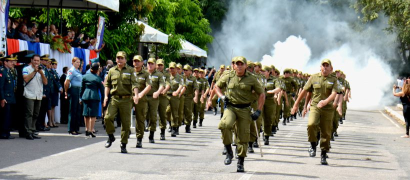 CBMPA parabeniza a Polícia Militar do Pará por seus 199 anos