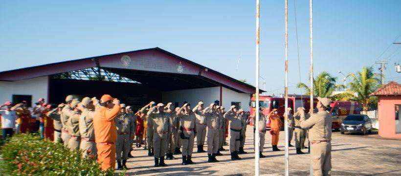 12º Grupamento Bombeiro Militar completa nove anos