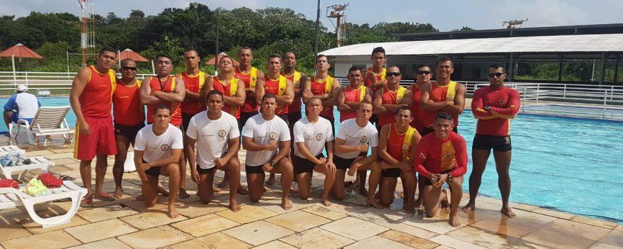 1° Grupamento Marítimo Fluvial recebe reforço de novos soldados