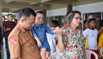 Culto de adoração é promovido no QCG dos Bombeiros