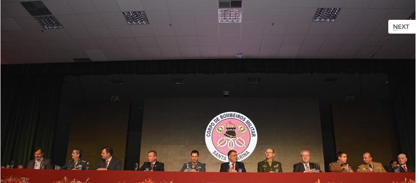 XVII Seminário Nacional de Bombeiros