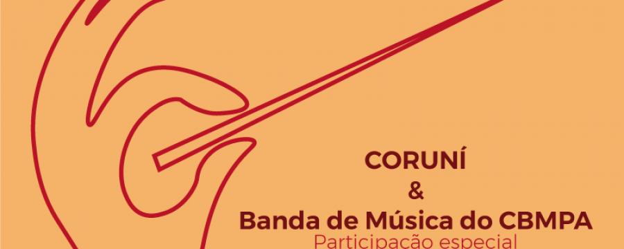 """Banda de Música do CBMPA irá participar da """"I Mostra de Jovens Regentes"""" na UFPA"""