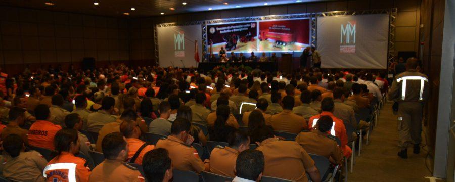 CBMPA realiza 1° Workshop Defesa Civil e segurança contra incêndio e emergência