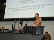 ALEPA realiza homenagem aos 135 anos do CBMPA