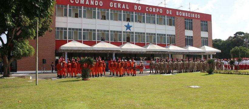Corpo de Bombeiros Militar do Pará comemora 135 anos