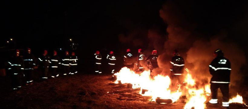 Confira a programação do Curso de Combate a Incêndio Urbano