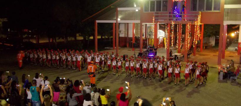 "Alunos do Programa Escola da Vida Santarém realizam ""Cantata de Natal"""