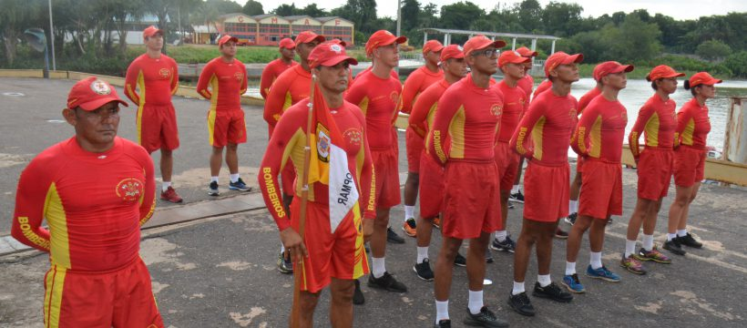 Bombeiros Militares concluem o 1° Estágio de Operações Marítima Fluvial