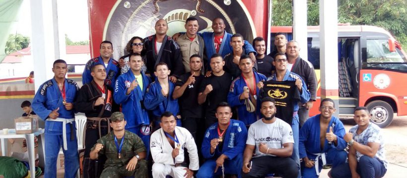 "3º Grupamento Bombeiro Militar realiza Torneio de Jiu Jitsu ""Fireman Combat BJJ"""