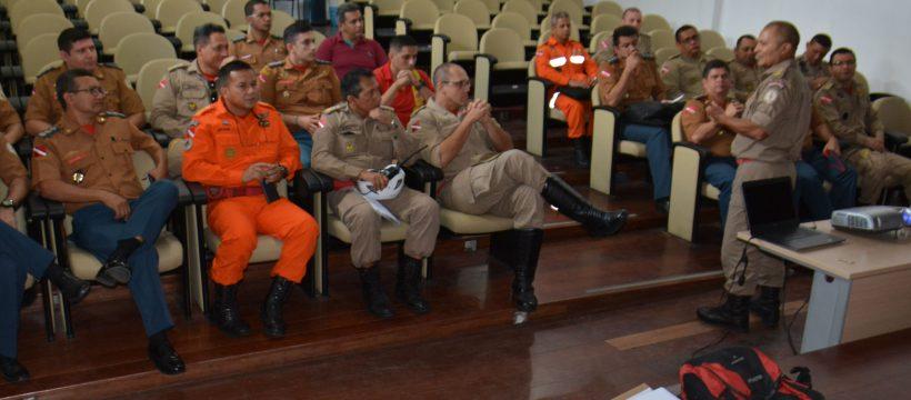 CBMPA realiza reunião de planejamento para a operação carvanal