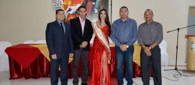 Clube dos Oficiais do CBM apresenta candidata ao concurso Rainha das Rainhas 2018