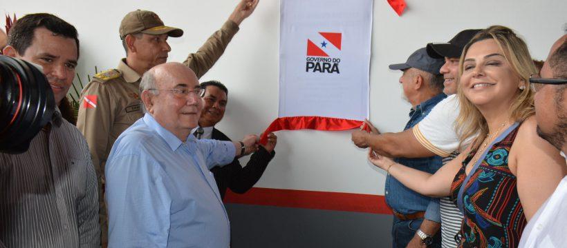 Sociedade paraense ganha novo quartel em Salvaterra