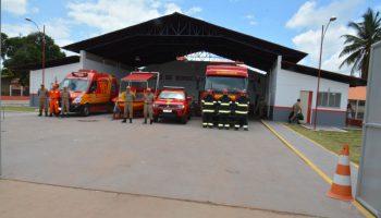Inauguração do 18 GBM em Salvaterra