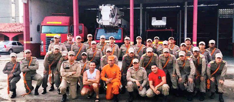 Cadetes do Curso de Formação de Oficiais participam de Semana de Readaptação
