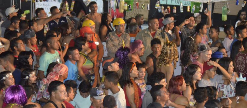 Interior do Estado recebe prevenção no carnaval