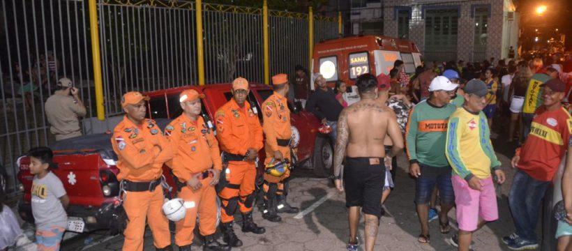 Prevenção marca o carnaval em Vigia