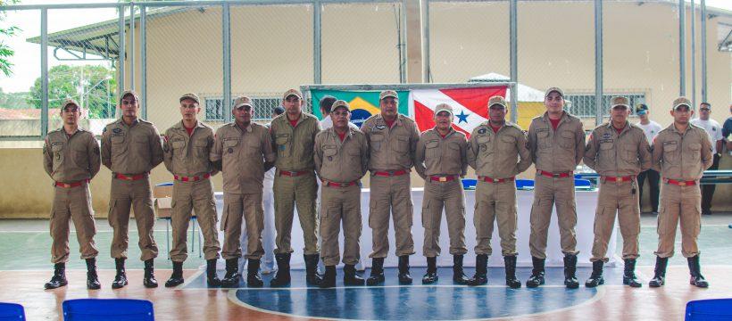 Militares do Corpo de Bombeiros participam de formação em Curso Especial