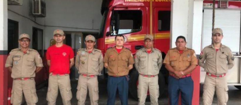 Equipes de psicólogos do CBMPA realizam levantamento das condições de trabalho dos militares