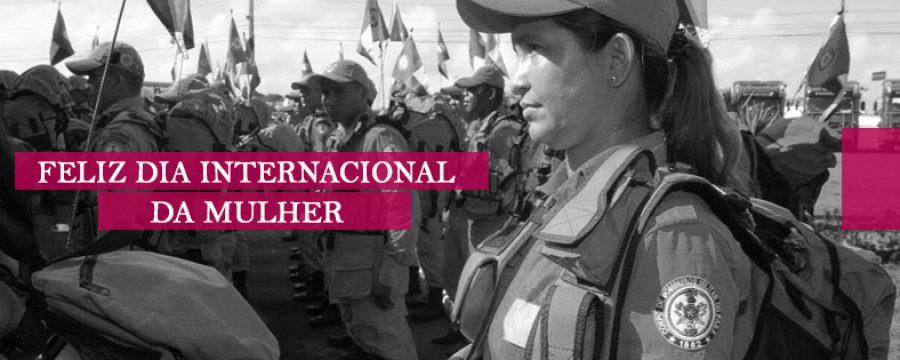 Empoderamento feminino no militarismo