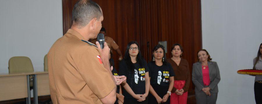 CBMPA realiza programação especial no Dia Internacional da Mulher