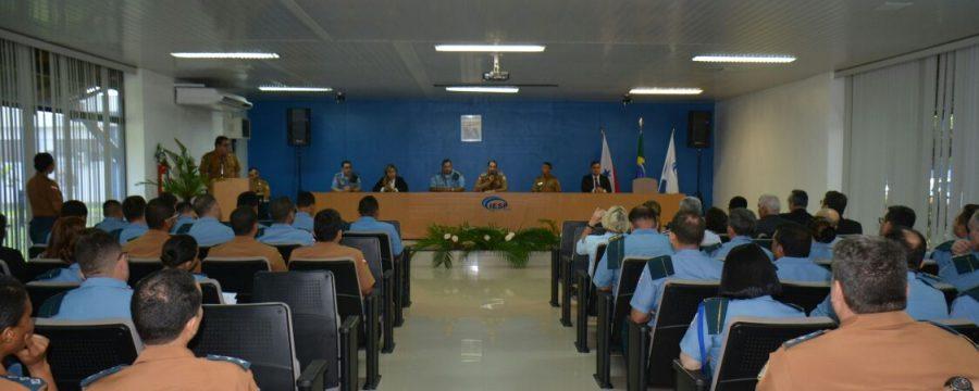 Aula Inaugural do Curso Superior de Polícia e Bombeiros – CSPBM 2018