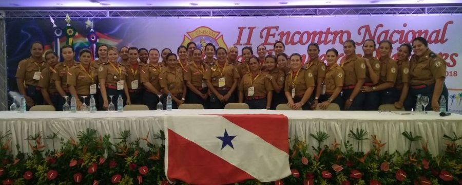 MILITARES PARAENSES PARTICIPAM DO II ENCONTRO NACIONAL DE BOMBEIRAS EM RECIFE