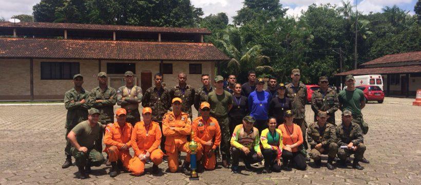 Equipe do GBS conquista primeiro lugar em campeonato