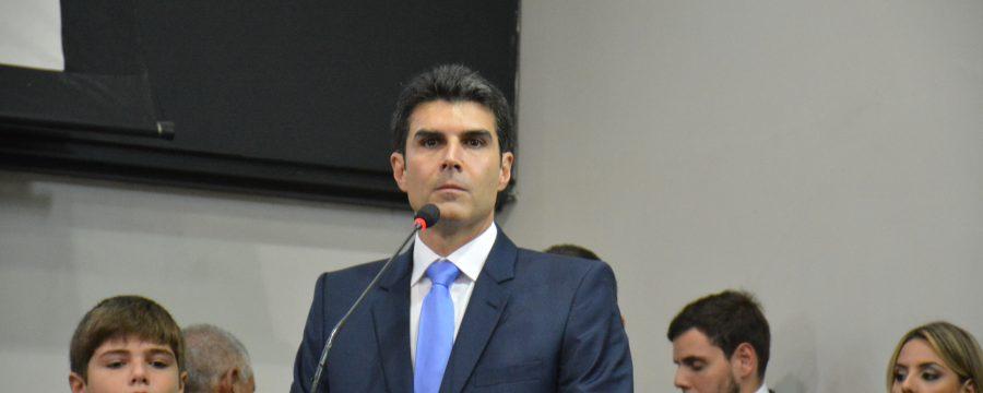 GOVERNADOR TOMA POSSE DE CARGO NO ESTADO DO PARÁ